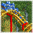 Compact Inverted Coaster RCT1 Icon