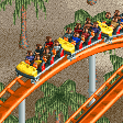 Hyper-Twister RCT2 Icon