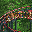 Anaconda Ride RCT2 Icon