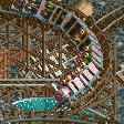 Mine Train Coaster RCT2 Icon