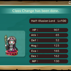Half Illusion Lord