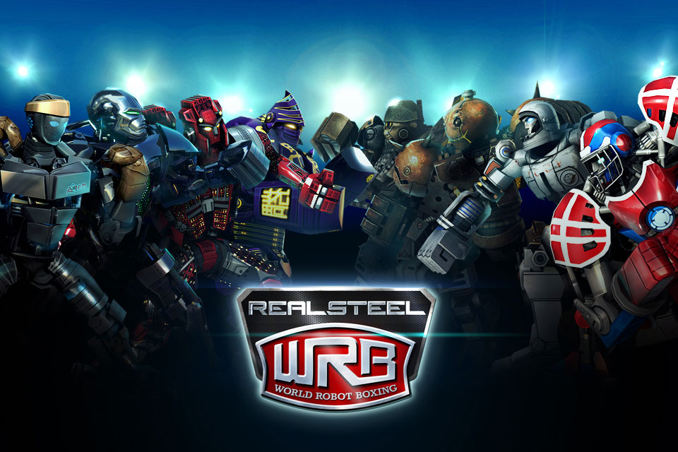 Atom Real Steel Game images