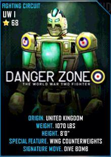 Danger Zone Real Steel Wiki