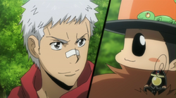 Ryohei Paired With Reborn