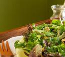 Basic Free Green Salad