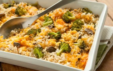 Chicken and broccoli casserole - photo#14