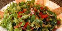 Summer Fatoush Salad