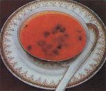 Tomato Madras Soup