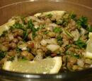 Mercimek Salatasi