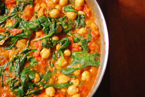 Chickpea Curry-1
