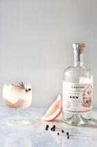 Elderflower spanish gin tonic grapefruit