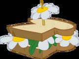 Daisy sandwich by alaxandir-d5c6ait