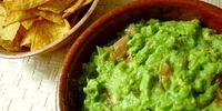Award-winning Guacamole