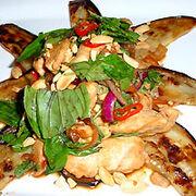 V chicken salad