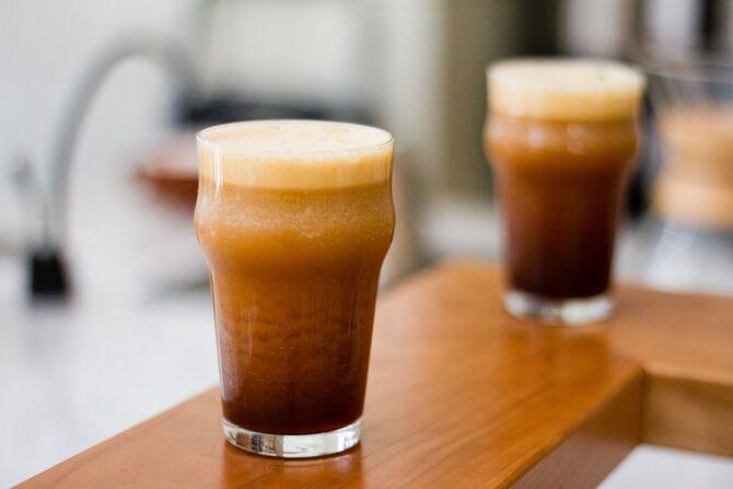 Nitrocoffee