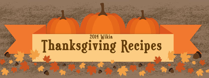 Thanksgiving recipesheader