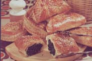 Spinach and Anchovy Pastries