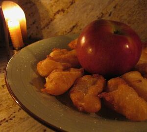 Medieval-fritters