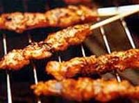 Beefsatay