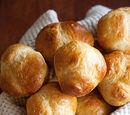 Honey Challah Rolls
