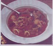 Mediterranean Style Soup