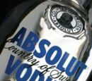 Absolut Currant vodka