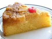 PinappleUpsideDownCake