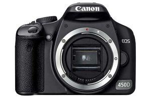 Camera (450D)