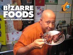 Bizarre-foods