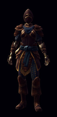 Shadowskin armor set