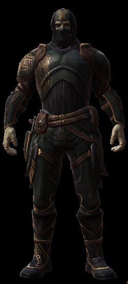 Justice Armor Set