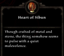Heart of Sibun