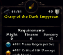 Grasp of the Dark Empyrean