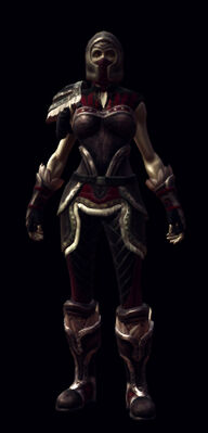 Imminent Armor Set (Female)