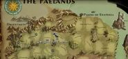 Brigand Hall Caverns Faelands Map