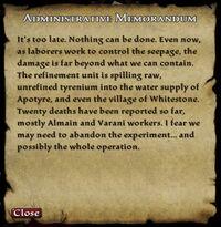 Motus Mining (days 25-44)