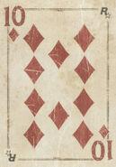 Rdr poker10 10 diamonds