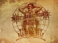 Wagstaff and Mounts - Belt Advert