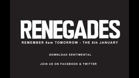 Renegades (aka Feeder) - Renegades (Official release full song!)