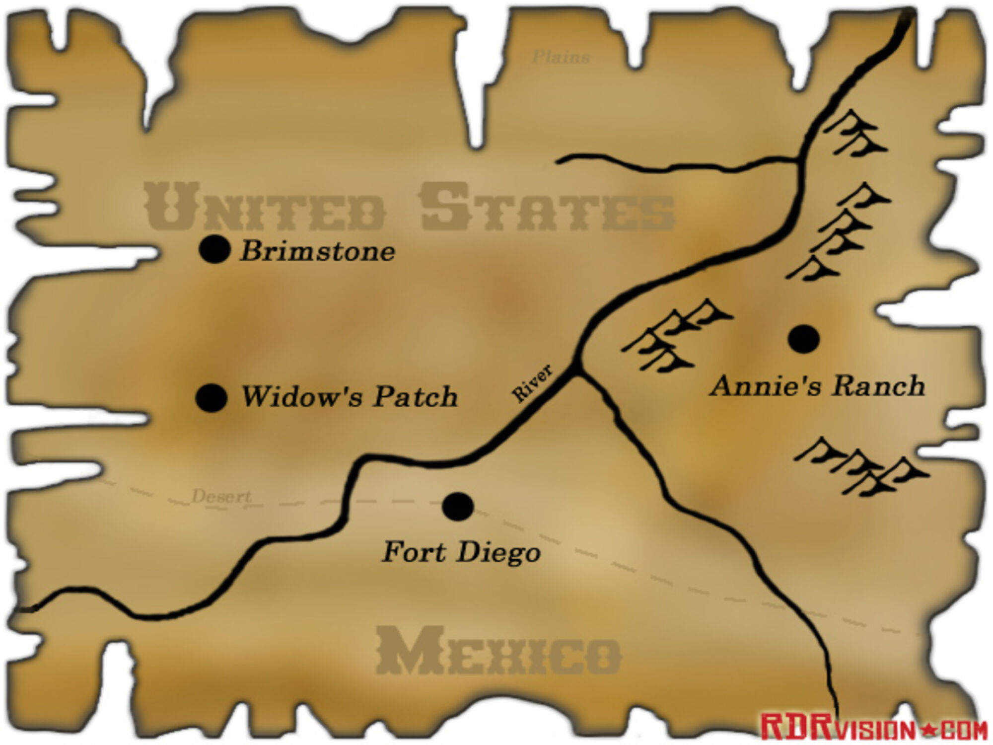 PosseThe Good The Bad The Ugly Posse Red Dead Wiki FANDOM - Red dead redemption us marshal outfit map