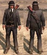 bureau uniform red dead wiki fandom powered by wikia ForBureau Uniform