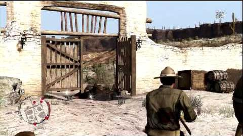 Red Dead Redemption Tesoro Azul Gang Hideout
