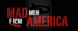 Mad men from america logo
