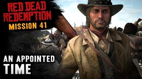 Red Dead Redemption - Mission 41 - An Appointed Time (Xbox One)-0