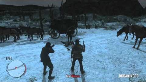 Red Dead Redemption Walkthrough - x360 - 040 - An Appointed Time 2 2