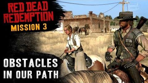 Red Dead Redemption - Mission 3 - Obstacles in Our Path (Xbox One)