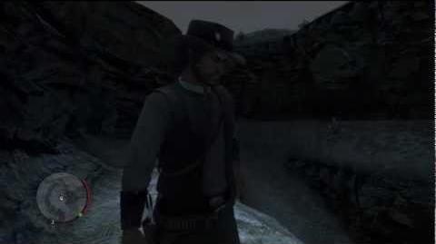 Red Dead Redemption - Stranger Side Mission - Aztec Gold