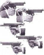 Gabbett-Fairfax Mars Automatic Pistol