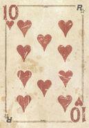 Rdr poker20 10 hearts