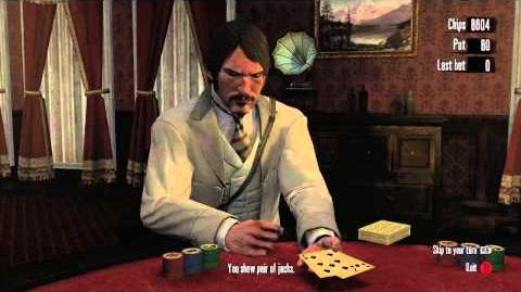 Red Dead Redemption - High-Stakes Poker